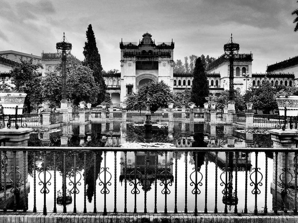Jardin À L Américaine séville - jardin américain | olympus digital camera | flickr