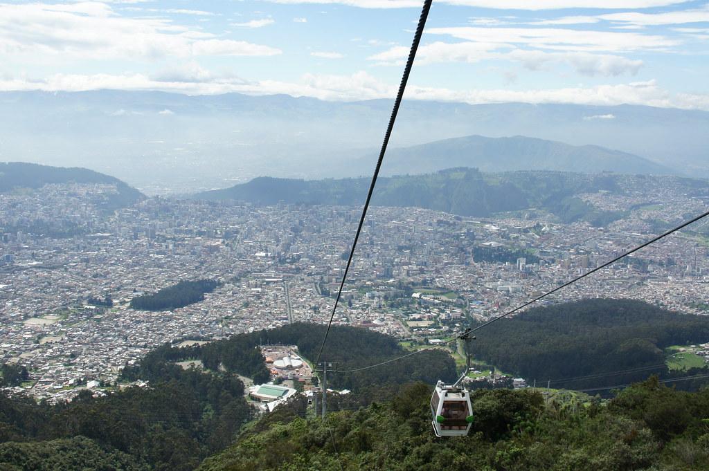 Quito, Ecuador, April 2017
