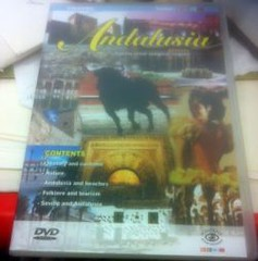 DVD om Andalusien | by jjdevel