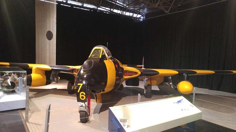 de Haviland Vampire F Mk.30 1