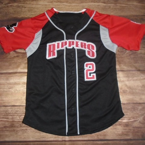 3463c5c63 ... Take a look at this custom jersey designed by Rippers Baseball and  created at Blue Chip