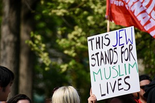 This Jew Stands For Muslim Lives | by alecperkins