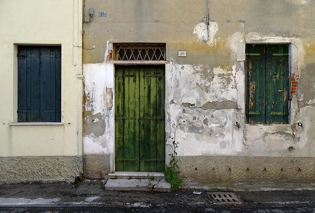 Cittadella. Stradella del Tezzon, 29