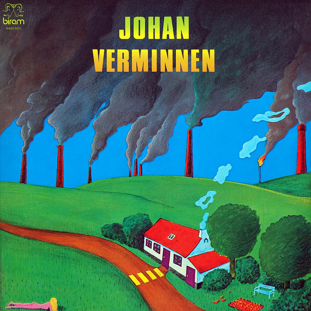 Album Johan Verminnen 1972