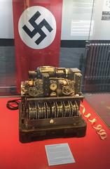 Lorenz machine at Bletchley Park