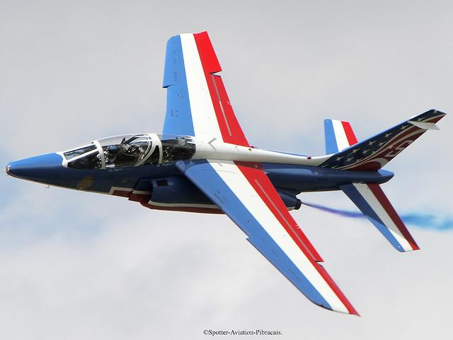 La Patrouille De France (French-Air Force).