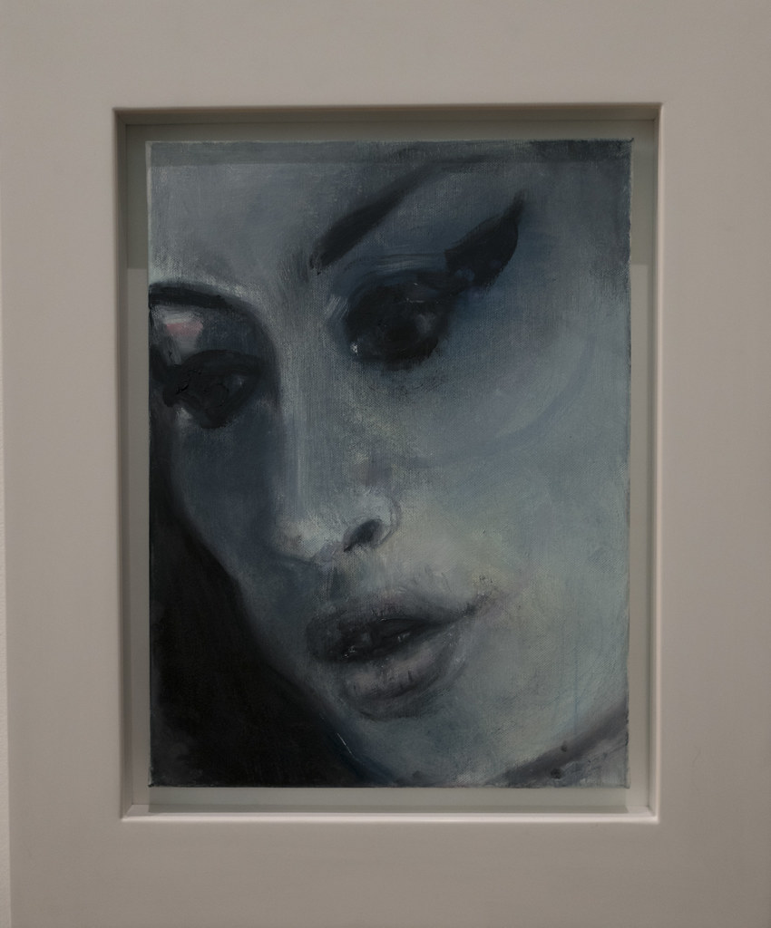 Marlene Dumas | Amy Winehouse was an English singer and song