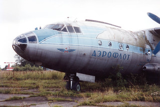An-10 @ Spilve 28 aug 1993 (1)