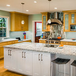 Open Plan Kitchen, Private Residence, Palo Alto, CA Created for
