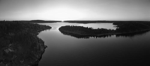 jeløy jeløya moss østfold norge norway bevøy bevøysundet oslofjorden oslofjord dji phantom aerial palmquist landscape seascape fjord