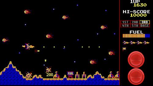 SCRAMBLER per Android - uno sparatutto arcade (ultra) retrò da provare!!!
