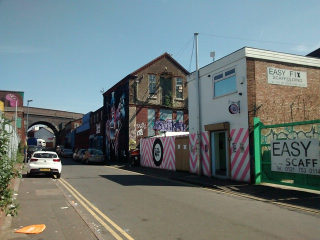 Lower Trinity Street