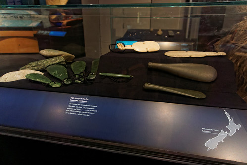 Ekspozycja dot. kultury Maori   The Cultural Diversity of New Zealand Excibition   by addictedtotravelpl