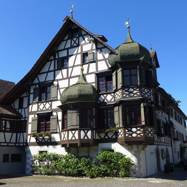 Drachenburg in Gottlieben Thurgau