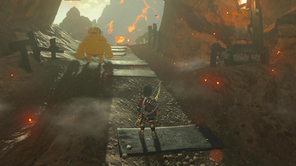 Zelda : Breath Of the Wild | Cemu + 4K graphics pack + AA … | Flickr