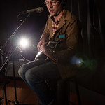 Thu, 11/05/2017 - 1:27pm - Justin Townes Earle Live in Studio A, 5.11.17 Photographer: Kristen Riffert