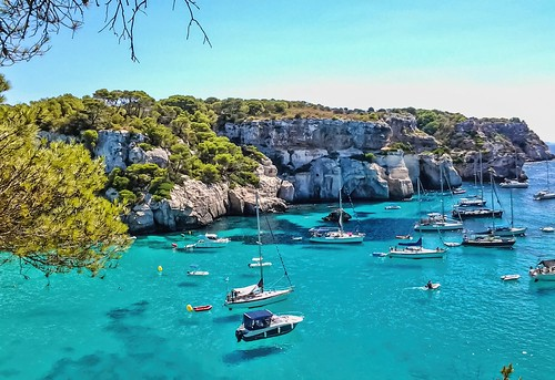 In the Cala des talaier Minorca. | by Aglez the city guy ☺