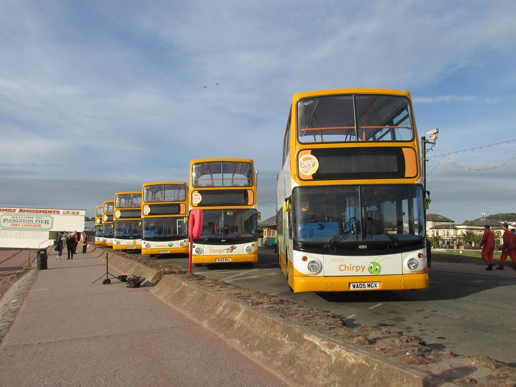 Hop 122 Public Launch, Paignton Sea Front, 24/04/17