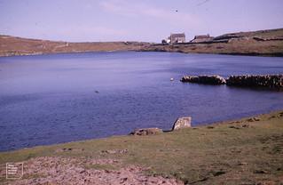 Lough Errul. Oligotrophic West Lake. County Cork, April 1963