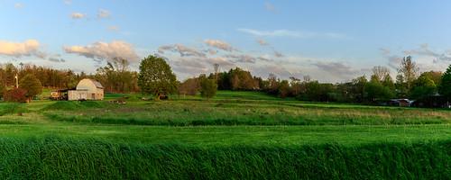canon oxford county evening spring canada ontario landscape lightroompanorama 7dmarkii canon24105f4l woodstock