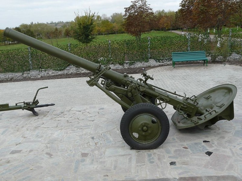 160mm mortar M-160 5