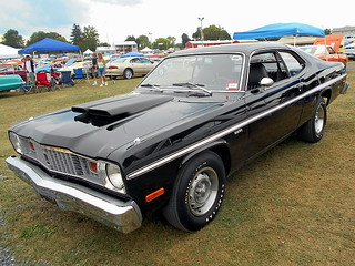 1976 Plymouth Duster | Carlisle All-Chrysler Nationals, July