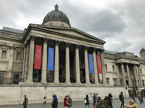 The National Gallery, London | by mariewise