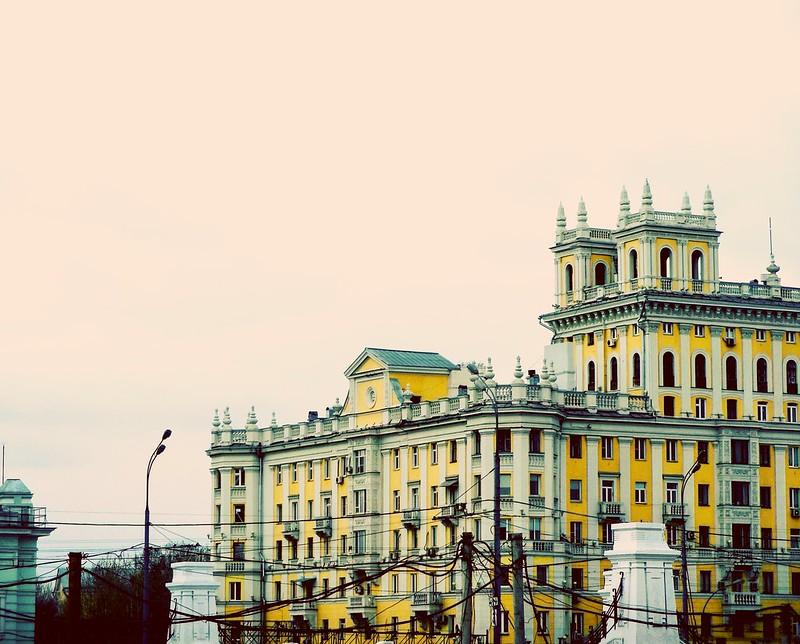 Belorusskaya station