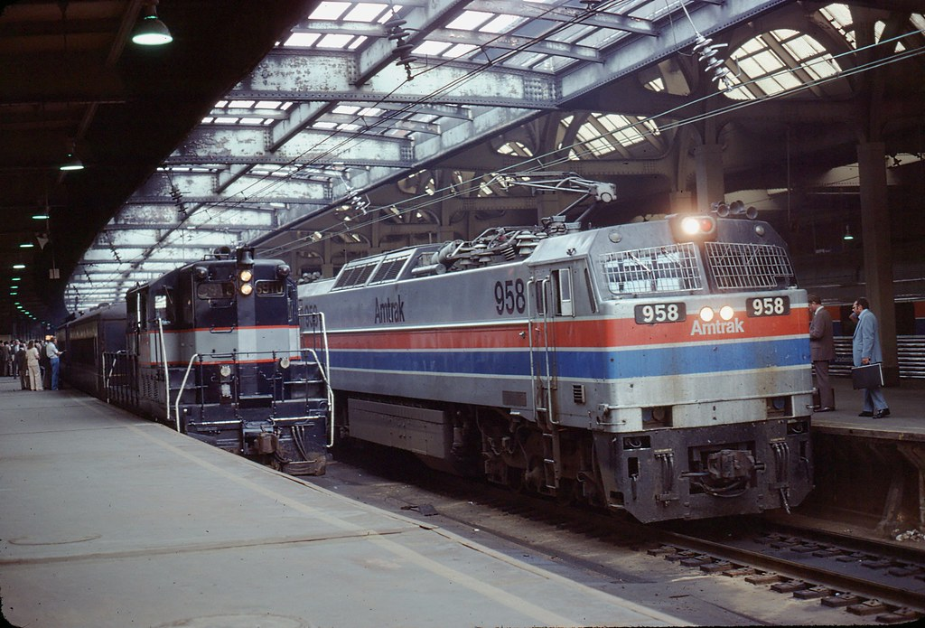Commuters and the National Limited