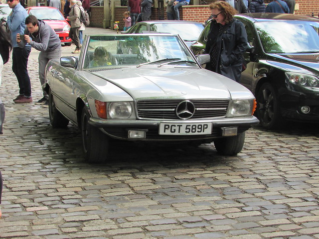 Mercedes 280SL PGT589P