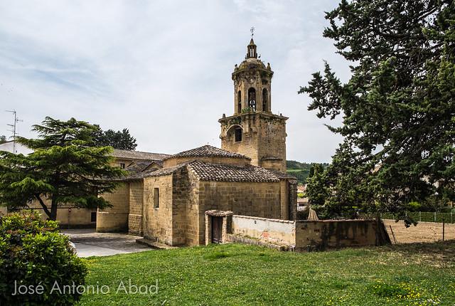 Iglesia del Crucifijo, Puente la Reina, Navarra