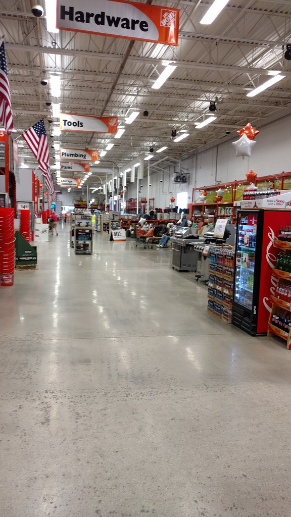 Home Depot Formerly Builders Square Fort Wayne In Flickr