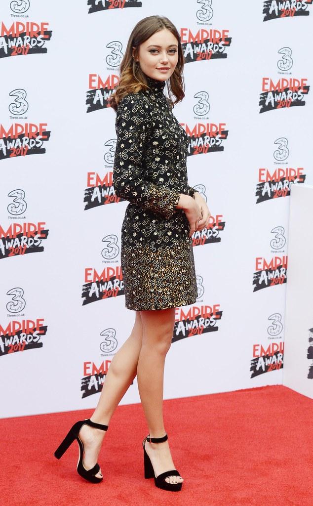 Feet ella purnell Star on
