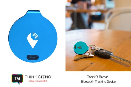 TrackR - Bluetooth Tracking Device
