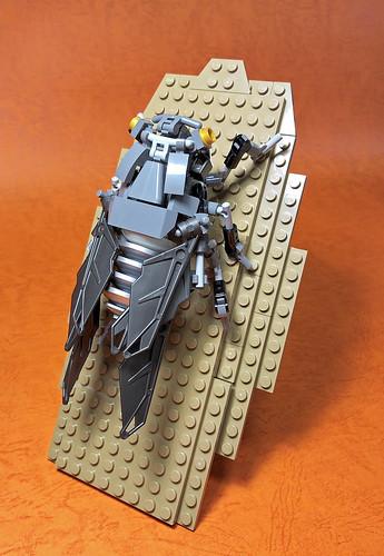 LEGO Mech Cicada-01