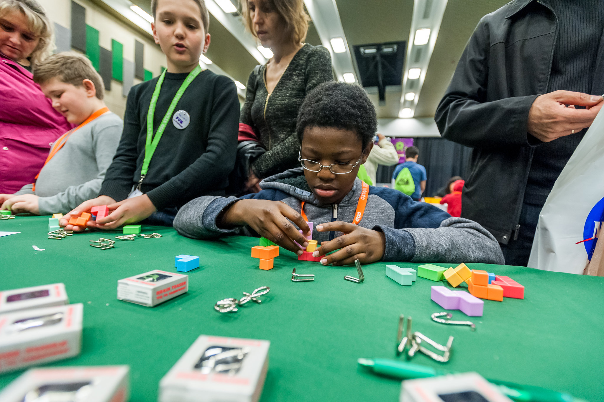 Approximately 2,500 Turn Out for Second Annual STEM-CON at College of DuPage 2017
