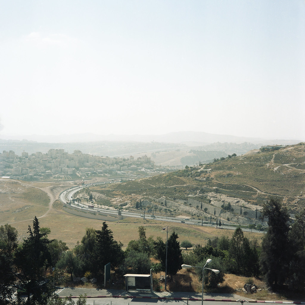 Unknown horizon   View from The Hebrew University, Mount Sco…   Flickr