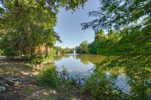 neworleans audubonpark darktable hdr fountain