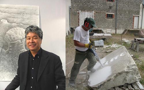 Tetsuo Harada, artist