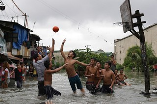 phillipines typhoon basketball | by zdickow