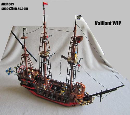 Vaillant WIP p1
