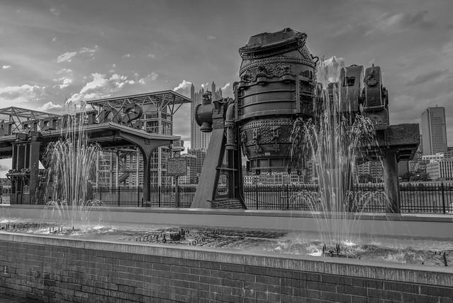 Bessemer Court Fountain