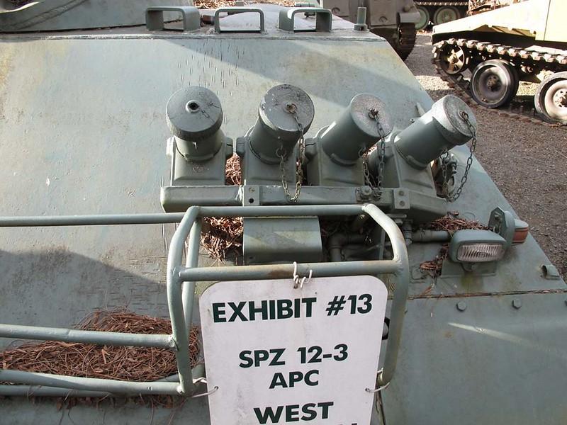 Schutzenpanzer Lang HS.30 8
