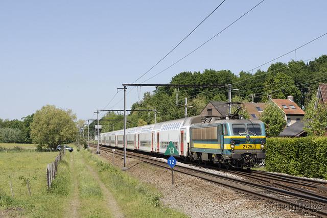 NMBS 2725 Sint-Mariaburg