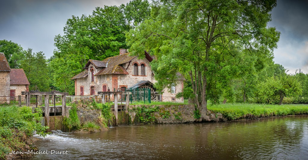Moulin de Courgain Douy France