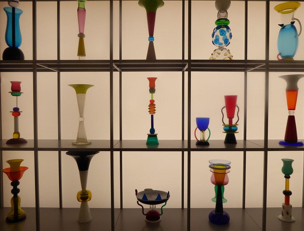 Ettore Sottsass glass