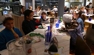 Pizza Express Cardiff Bay Henry Burrows Flickr