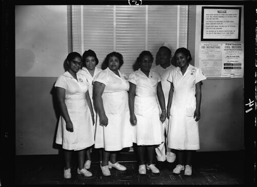 Cafeteria workers union at the Pentagon (4): 1964   by Washington Area Spark