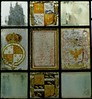 Mickleton, Gloucestershire, St Lawrence,  Order of the Garter and  heraldic glass by johnevigar