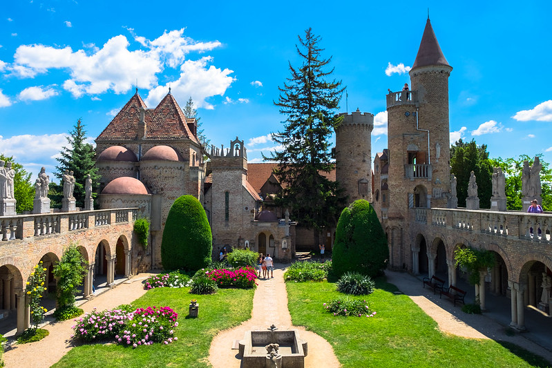 castillo de Bory